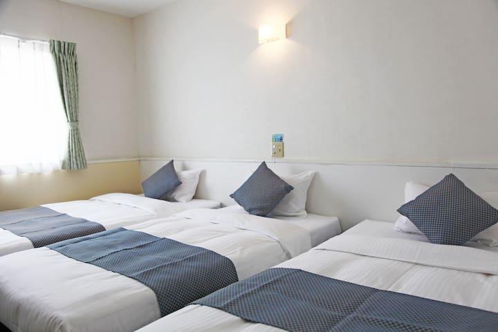 HotelOrox  Triple Room NoSmoking RoomOnly