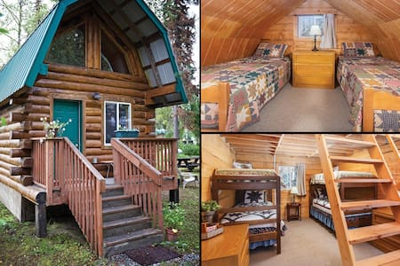 Chum Cabin - Comfortable retreat in nature.