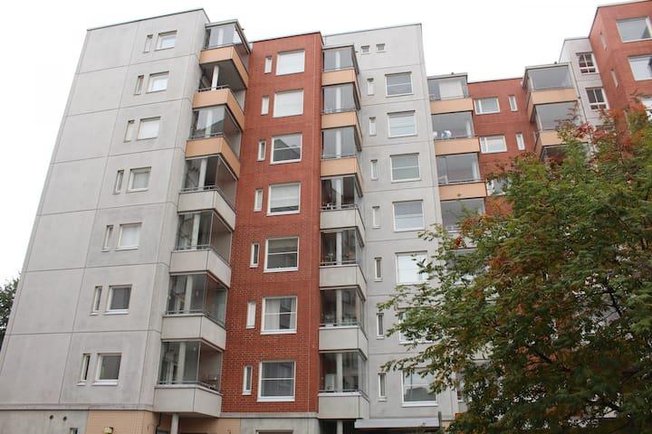 Two bedroom apartment in Lahti, Saimaankatu 62