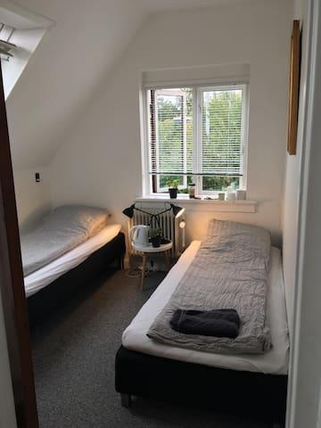 Room in Copenhagen / *Sleep & Go CPH* / Room NR. 4