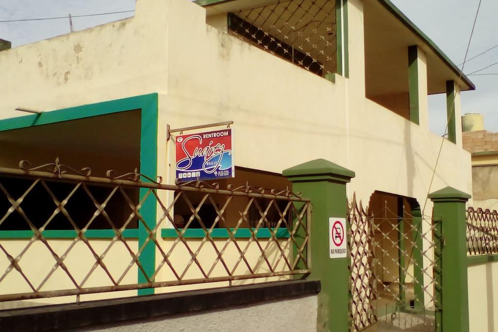 Suárez House - Vista Lateral