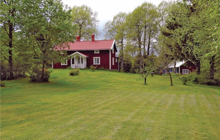 Holiday cottage with 1 bedroom on 90m² in Malmbäck