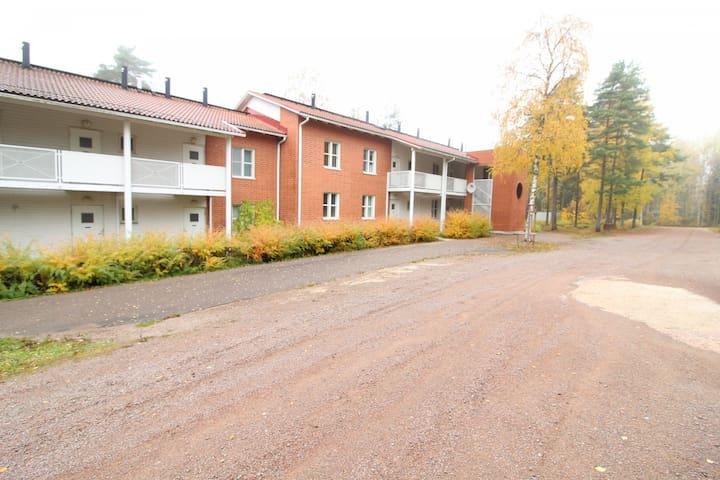 Three bedroom apartment in Hamina, Konttikuja 4