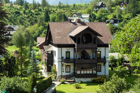 Villa Kristina #7 - Loserblick - Bad Aussee - Bed & Breakfast