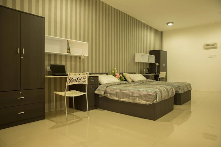 Cosy Studio Apartment at Kampar - Kampar - Apartment