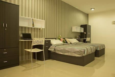 Cosy Studio Apartment at Kampar - Kampar