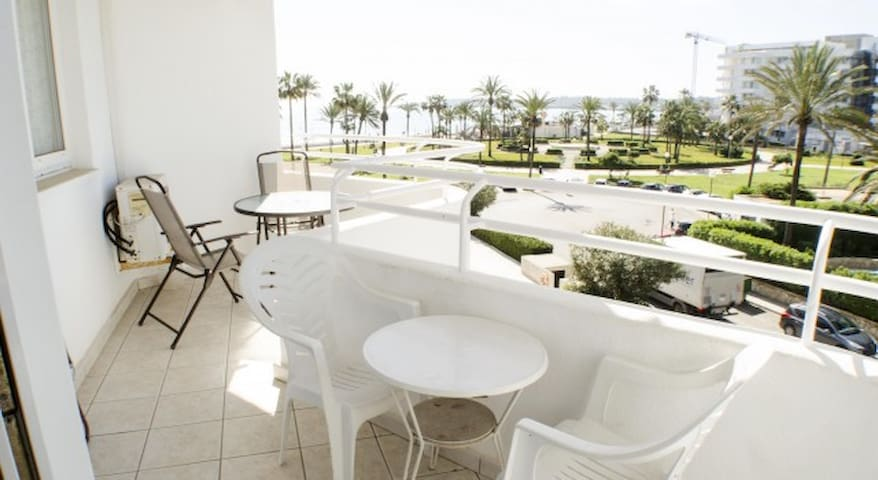 Apartment with pool full sea view - Cala Millor - Departamento