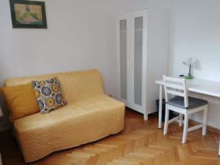 Pokój nr 5 w Gdańsku - Oliwie