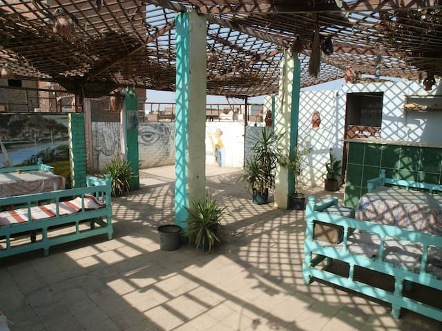 Comfortable and friendly budget hostel in Luxor