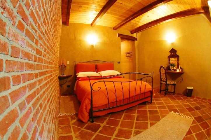 Raffinata casa di campagna - Cercenasco - ที่พักพร้อมอาหารเช้า