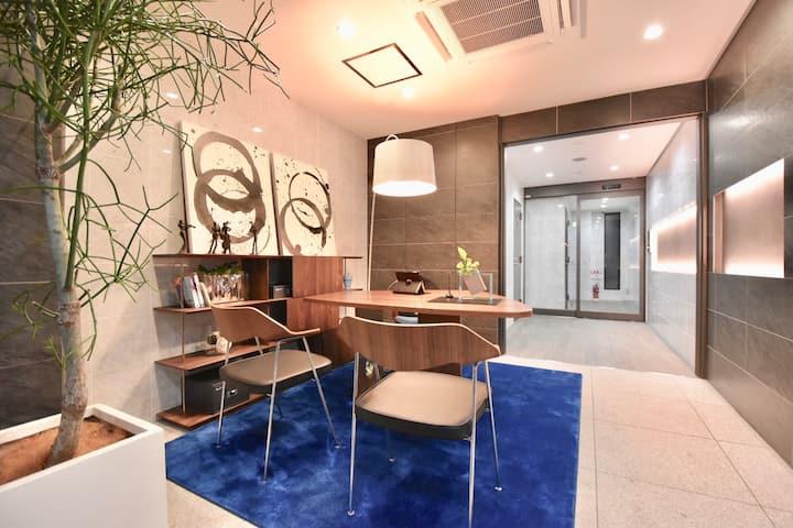 Best room in Tokyo! Ginza!Cozy|Convenient Traffic