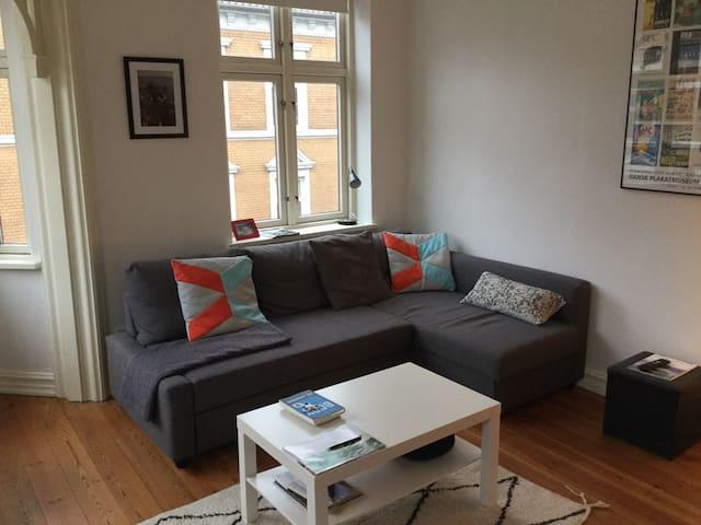Cozy apartment in Aarhus centre