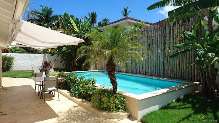 Modern Villa/Pool/250M Beaches-Rests-Bars-Kite