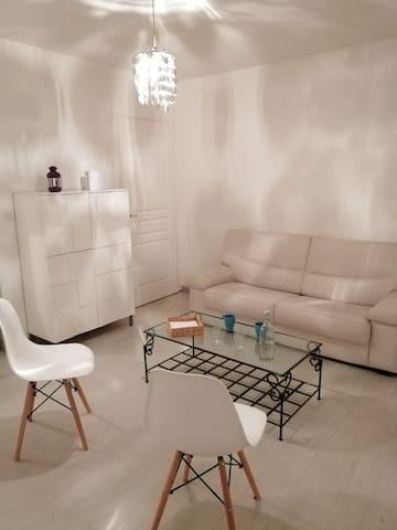 Studio meublé à Auvers Sur Oise
