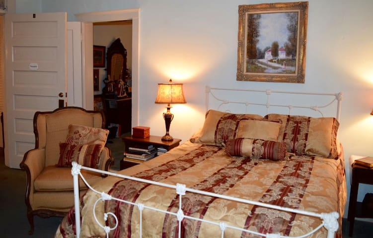 The Ancestral Suite at The Dodge Hill Inn