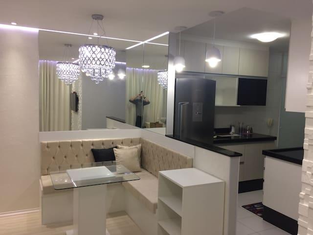 Lindo, Confortável e Aconchegante - São Paulo - Lägenhet