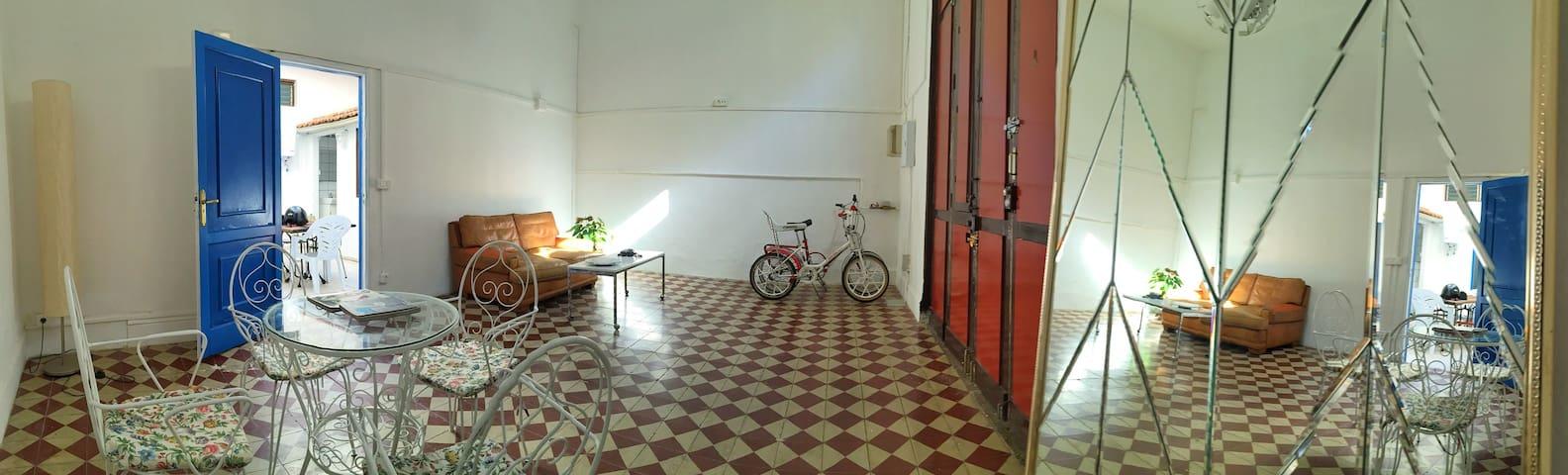 casa colonial en el centro - Santa Cruz de Tenerife - Casa
