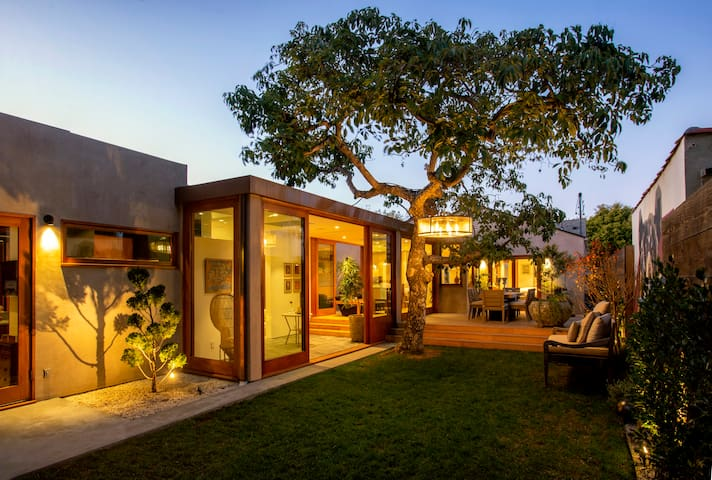 Under the Avocado Tree by Open Air Homes