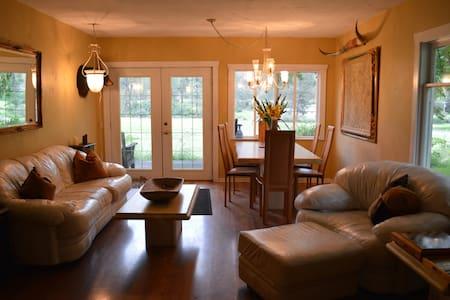 The Southfork River Ranch Guest Cottage - Stites