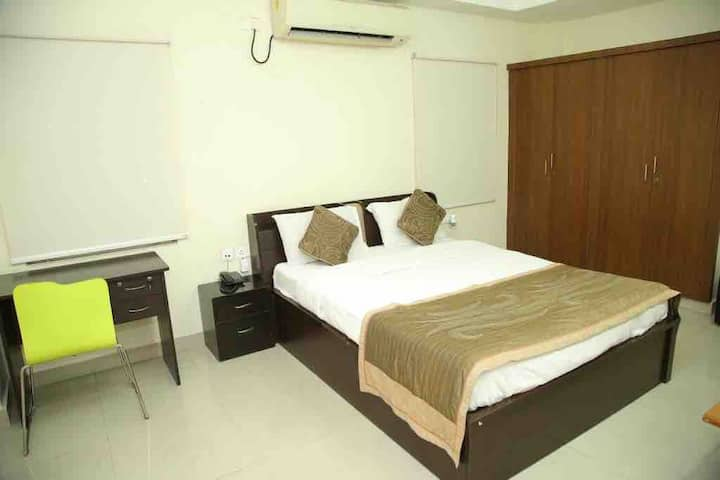 Studio Apartment @ Near Care Hospital Gachibowli