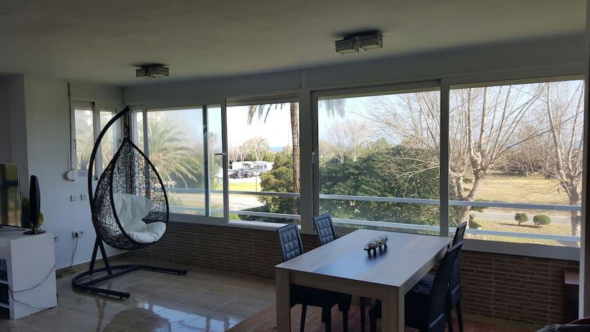 Apartament 1 con vistas al mar, saler - Valencia - Bed & Breakfast
