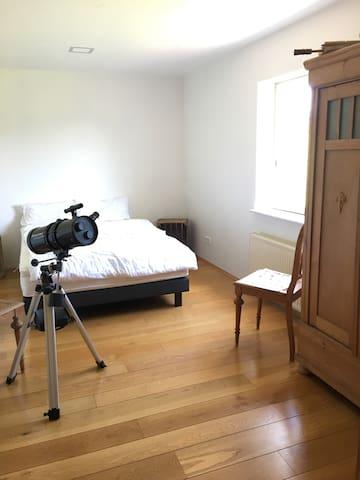 Modern 140+ sqm Apartment in 1880s Farmhouse