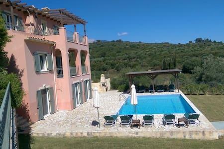 Villa Velanidi - Cephalonia - Ev