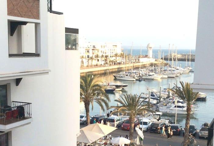 Marina Agadir View