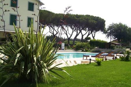 B&B Casale Sant'Angelo - Camera doppia  t - Capalbio - Bed & Breakfast