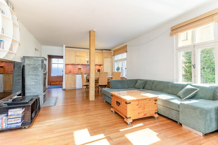 Cosy apartment 14 min from center