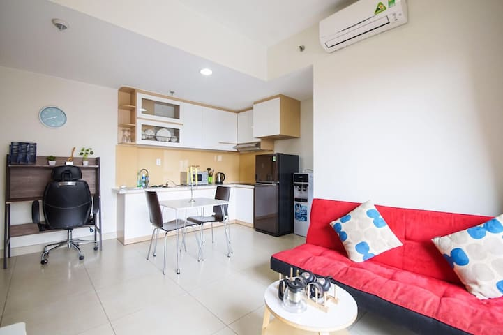 Beautiful 02 bedrooms Masteri Thao Dien