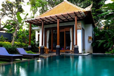 Astonishing villa in Ubud center - Ubud - Villa