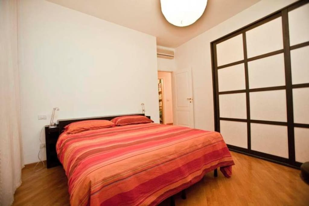 Camera da letto - Kingsize bed bedroom
