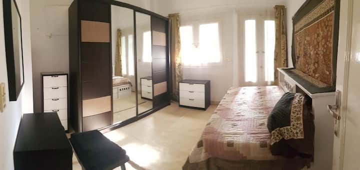 *Exclusive Modern 2Rooms+Bathr+Kitchen+Terrace