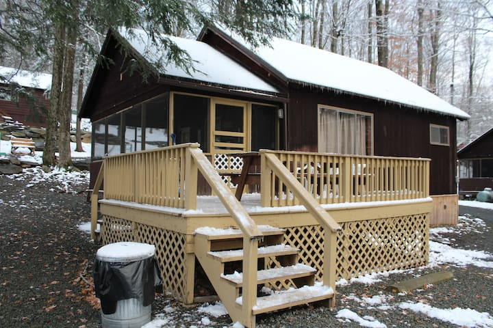 Lakeside Chalet with Boat Dock #1