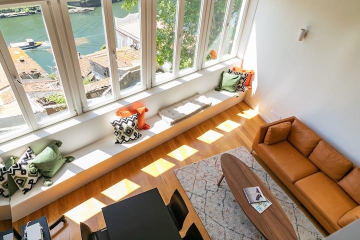 Cozy Stay | Orange Tree House - Duplex River View