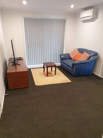 Two bedrooms self  constrained unit⁸brandnew