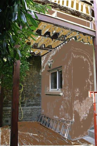 Cottage romainvillois à partager !