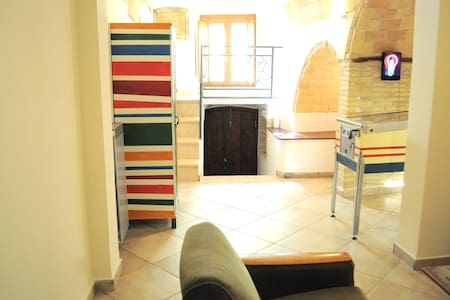Cozy design house in the old town - Lanciano