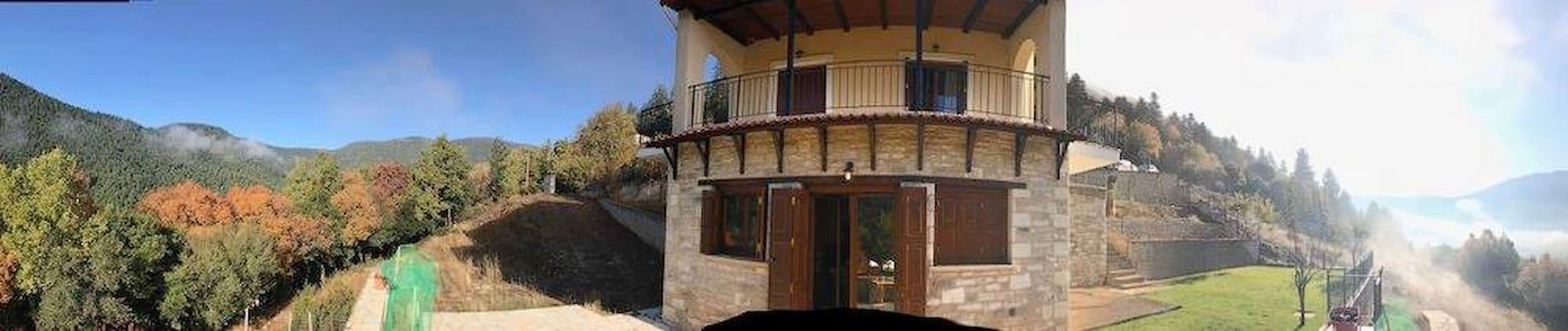 Lia's mountain house
