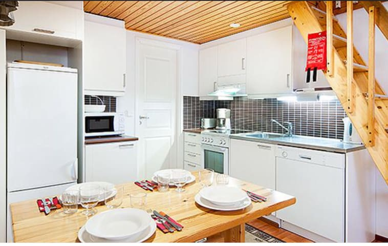 Nice Stay In Lapland - Inari - Apartment