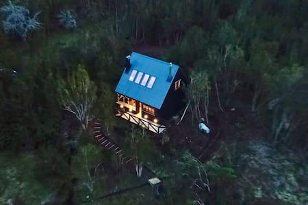 Cabaña Quincho del Lago, Lago Rupanco