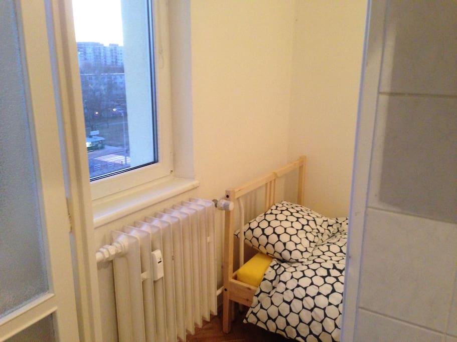 hosting room