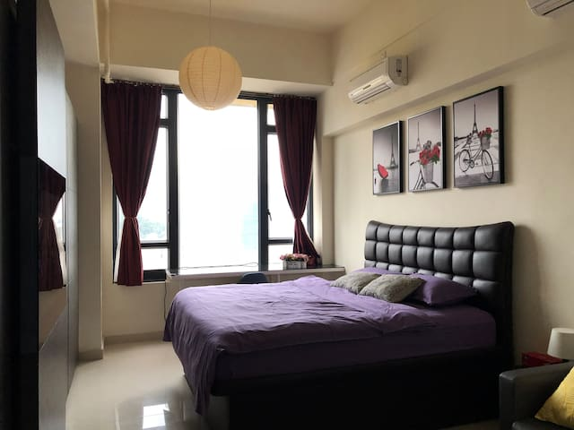 Spacious Sunrise Suite near Mongkok (鄰近:太子/旺角/奧運站)