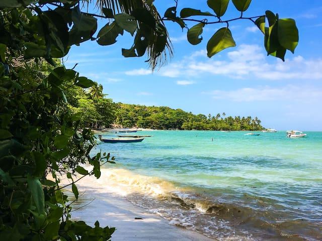 Cama 5 Suíte Coletiva Hostel Moreré, 2min praia