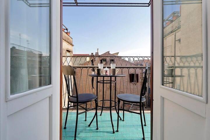 Della Croce Rooms - Luxury Room 1