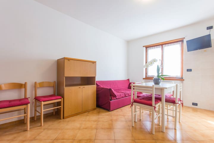 "ComanoTermeApart ""one"" - Ponte Arche - Appartement"