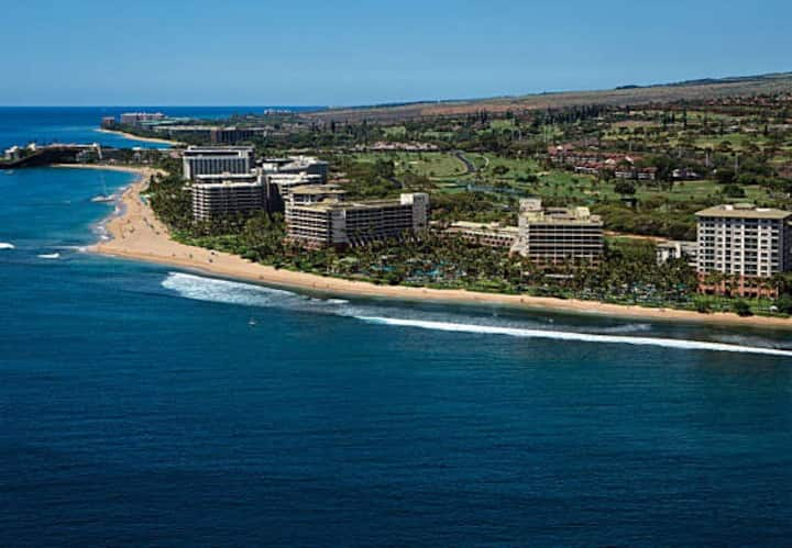 Marriott Maui Ocean Club (1 Bedroom)