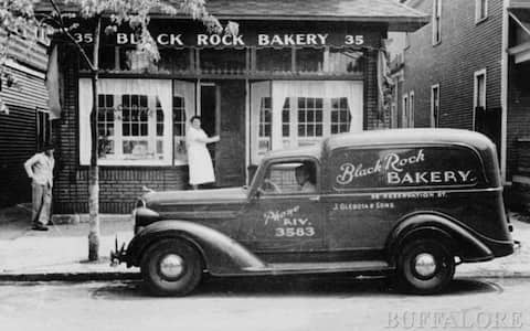 The historic Black Rock Bakery unit C