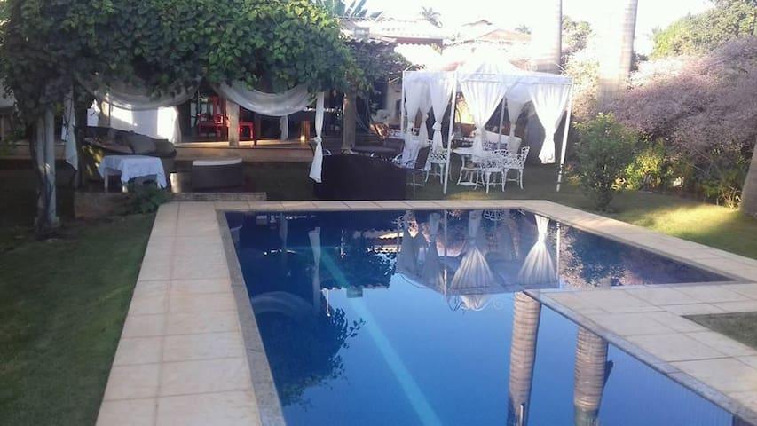 VILLA PESSANHA - CONFORTO E ACONCHEGO